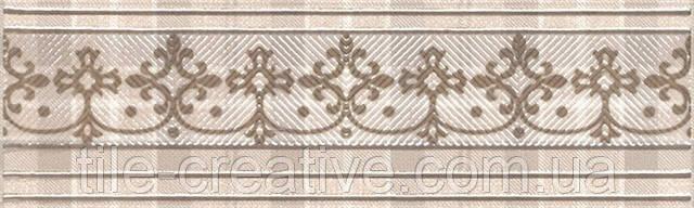 Керамическая плитка Бордюр Традиция 20х5,7х6,9 AD\A182\8236