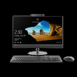 Моноблок Lenovo IdeaCentre AIO 520 24 Black (F0DN006MIX) 8gb/1TB 23.8'' (1920 x 1080) AMD Ryzen 5 2400 GE