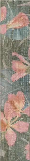 Керамическая плитка Бордюр Пальмовый лес40x7,7x8 HGD\A364\6000