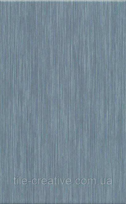 Керамическая плитка Пальмовый лес синий 25x40x8 6369