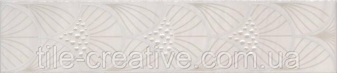 Керамічна плитка Бордюр Сяйво 25x5,4x8 AD\C465\6374