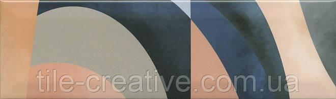 Керамическая плитка Декор Закат 8,5x28,5x9,2 OS\A08\9010