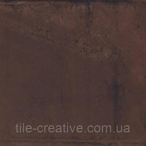 Керамический гранит Про Феррум коричневый обрезной 80х80 DD843200R