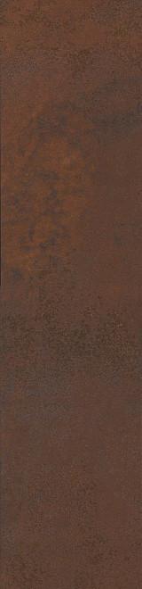 Керамический гранит Про Феррум коричневый обрезной 20х80 DD700500R