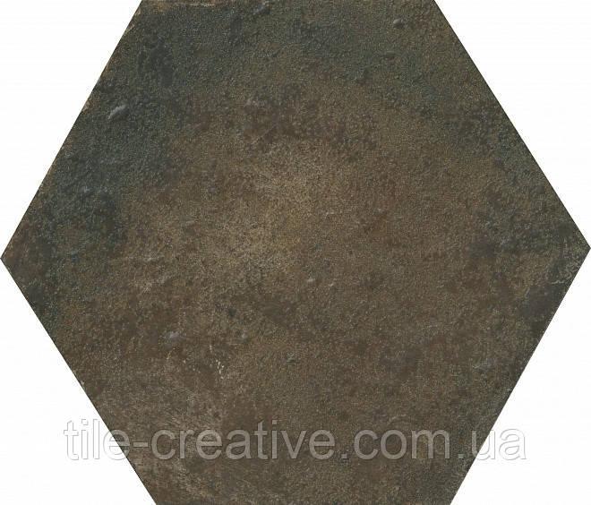 Керамический гранит Площадь Испании коричневый темный 29х33,4 SG27007N