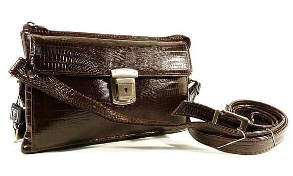 Клатч мужской классика clutch коричневый Desisan 247, Турция