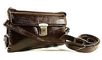 Клатч мужской классика clutch коричневый Desisan 247, Турция, фото 1