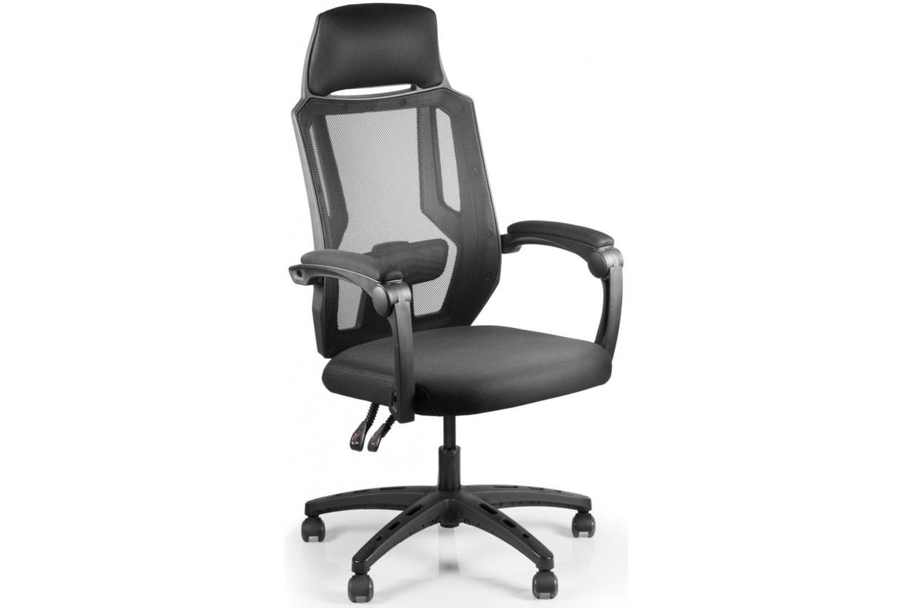 Кресло Barsky Color Black CB-02
