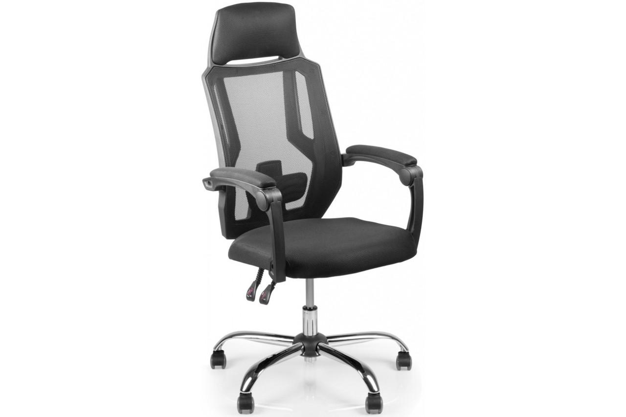 Кресло Barsky Color Black CBchr-02