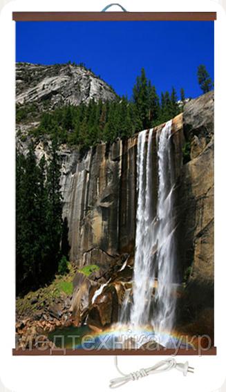 Обогреватель пленочный настенный Водопад 100 х 57 см, мощность 400 Вт., макс. темп. 75 С