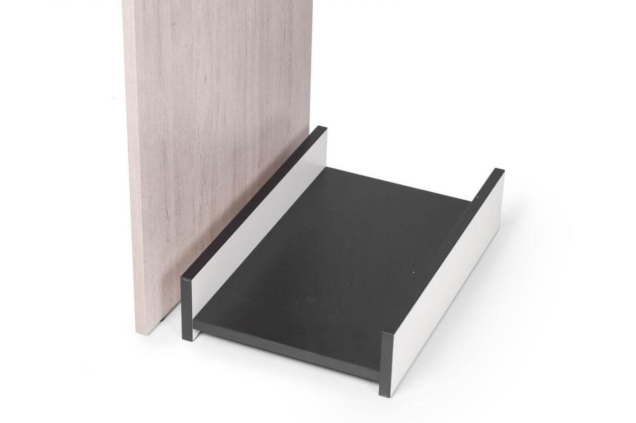 Подставка под системный блок Barsky black-white Stand-01