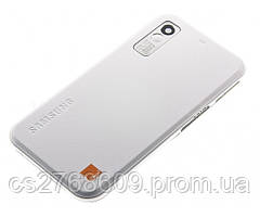 "Задня кришка Samsung S3650 (white) ""High Copy"""