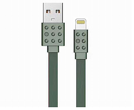 Кабель REMAX Proda Lego series lightning PC-01i Green (38-2-0402-1)