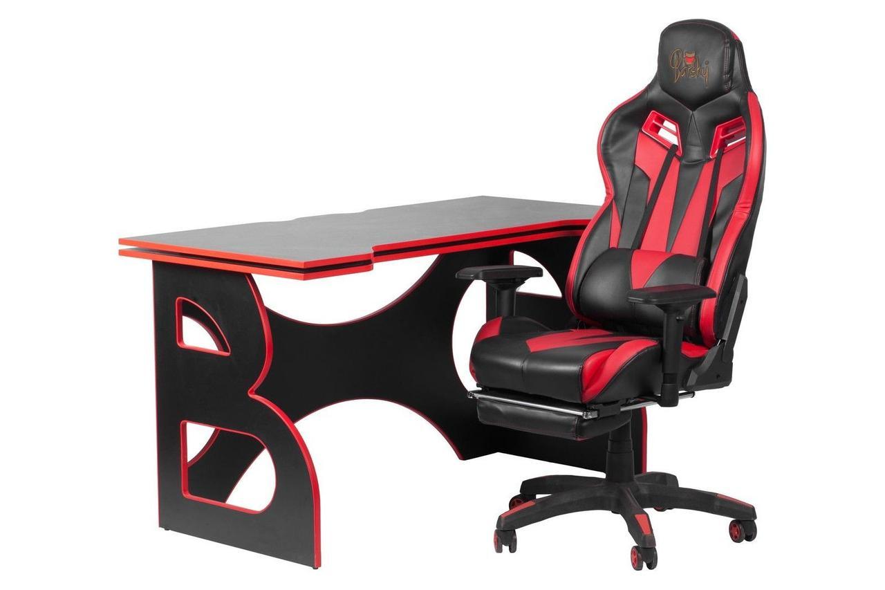 Геймерская станция Barsky Game Red/Black HG-05/BG-02