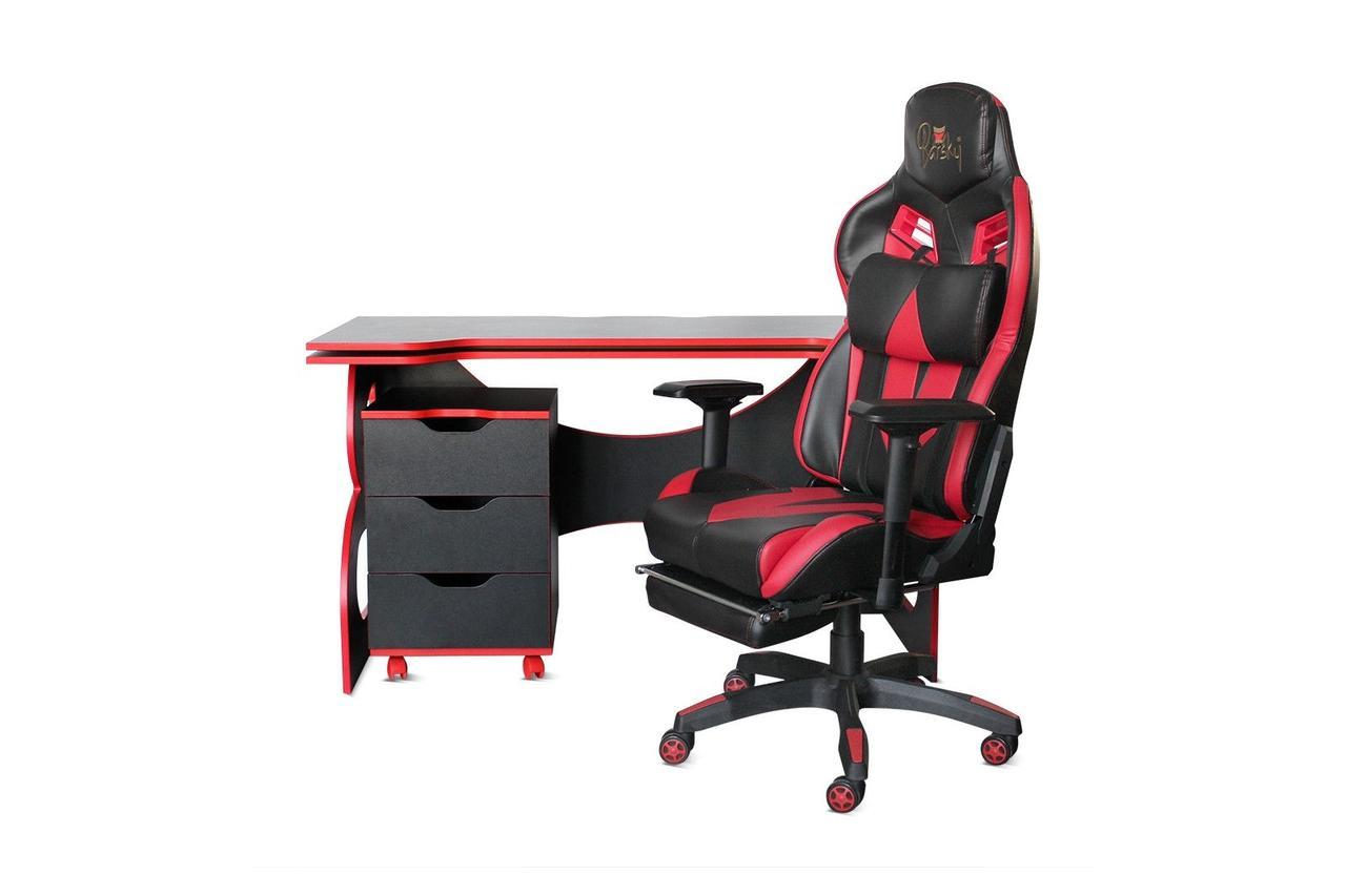 Геймерская станция Barsky Game  Homework Red HG-05/BG-02/CUP-05