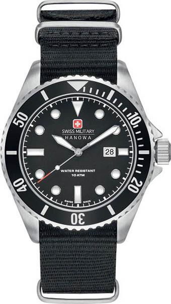Мужские часы Swiss Military  06-4279.04.007.07