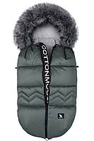 Зимний конверт Cottonmoose North Moose 873-4 jungle green (хаки)