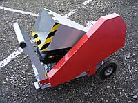 Измельчитель веток ДС-60БД7 (диаметр ветки до 60 мм, двигатель 7 л.с., подрібнювач гілок, дробилка веток)