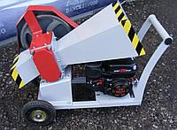 Двухвальный Измельчитель Веток Бензиновый Двигатель 7 л.с. (Веткоруб, Подрібнювач Гілок) ДС-60БД7 Drovosek