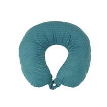 Дорожная подушка для путешествий (Голубой)