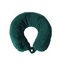 Дорожная подушка для путешествий (Зеленый)