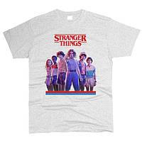 Stranger Things 04 Футболка мужская