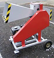 Измельчитель веток ДС-80БД7 (диаметр ветки до 80 мм, двигатель 7 л.с., подрібнювач гілок, дробилка веток)