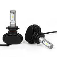 LED лампы для фар H7 (4000LM) (6000K)