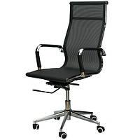 Крісло для керівника Solano mesh black E0512, фото 1