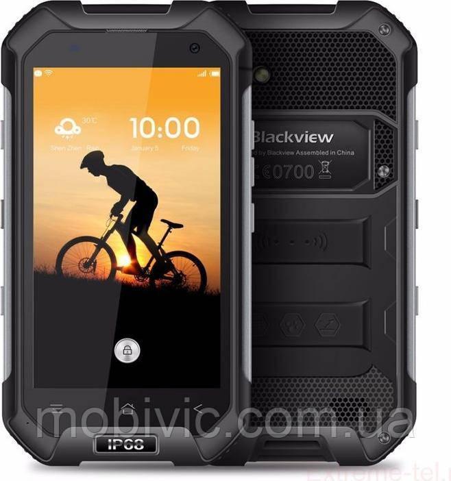Смартфон Blackview BV6000 (black) IP68 оригинал - гарантия!