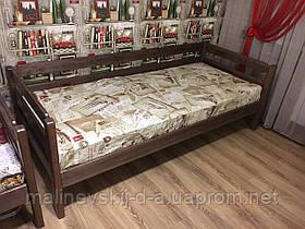 Подростковая деревянная  кровать 90*190 Тимошка