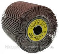 Лепестковый круг Klingspor SM 611 W 100 x 100 x 19 P60 Клингспор КШЛ 7325 шлифовальный барабан