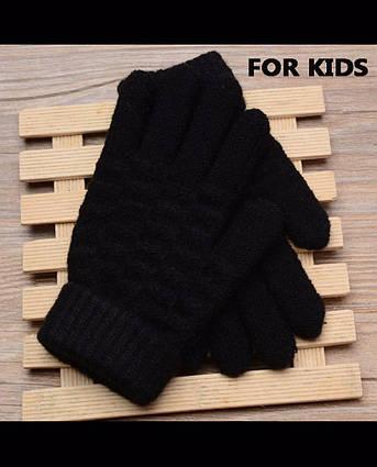 Перчатки Shouhushen детские (черные)
