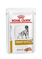Royal Canin Urinary S/O Ageing7+ лікувальний вологий корм для собак 85ГР*12ШТ