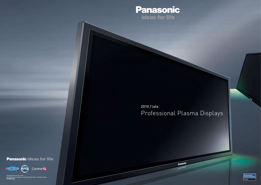 Телевизор монитор Panasonic TH-50PF20 50дюймов, фото 1