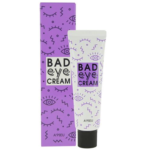 Крем для кожи вокруг глаз A'PIEU Bad Eye Cream