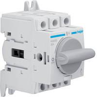 Выключатель напряжения (рубильник) поворотный 400/690В, 20А, 3п, 2.5м (HAB302)