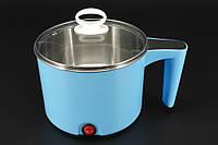 Электрокастрюля с функцией чайника. 600Вт 1.5 литра