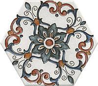 Керамическая плитка Декор Макарена 20х23,1 STG\A627\24001