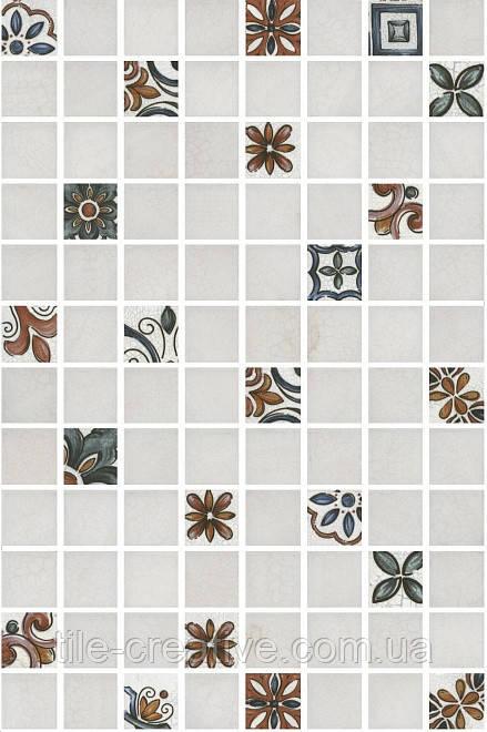 Керамическая плитка Декор Макарена мозаичный 20x30x6,9 MM880B
