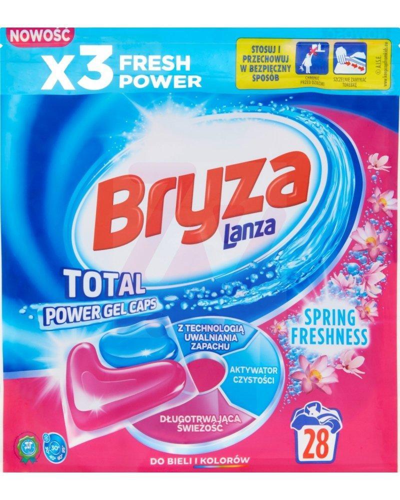Капсулы гелевые для стирки Bryza Spring Freshness 28шт