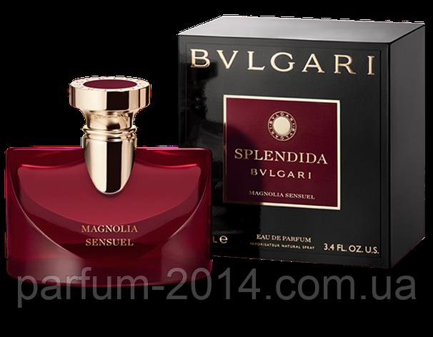 Женская парфюмированная вода Bvlgari Splendida Magnolia Sensuel 100 ml (реплика), фото 2