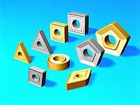 Пластины сменно-механические твердосплавные