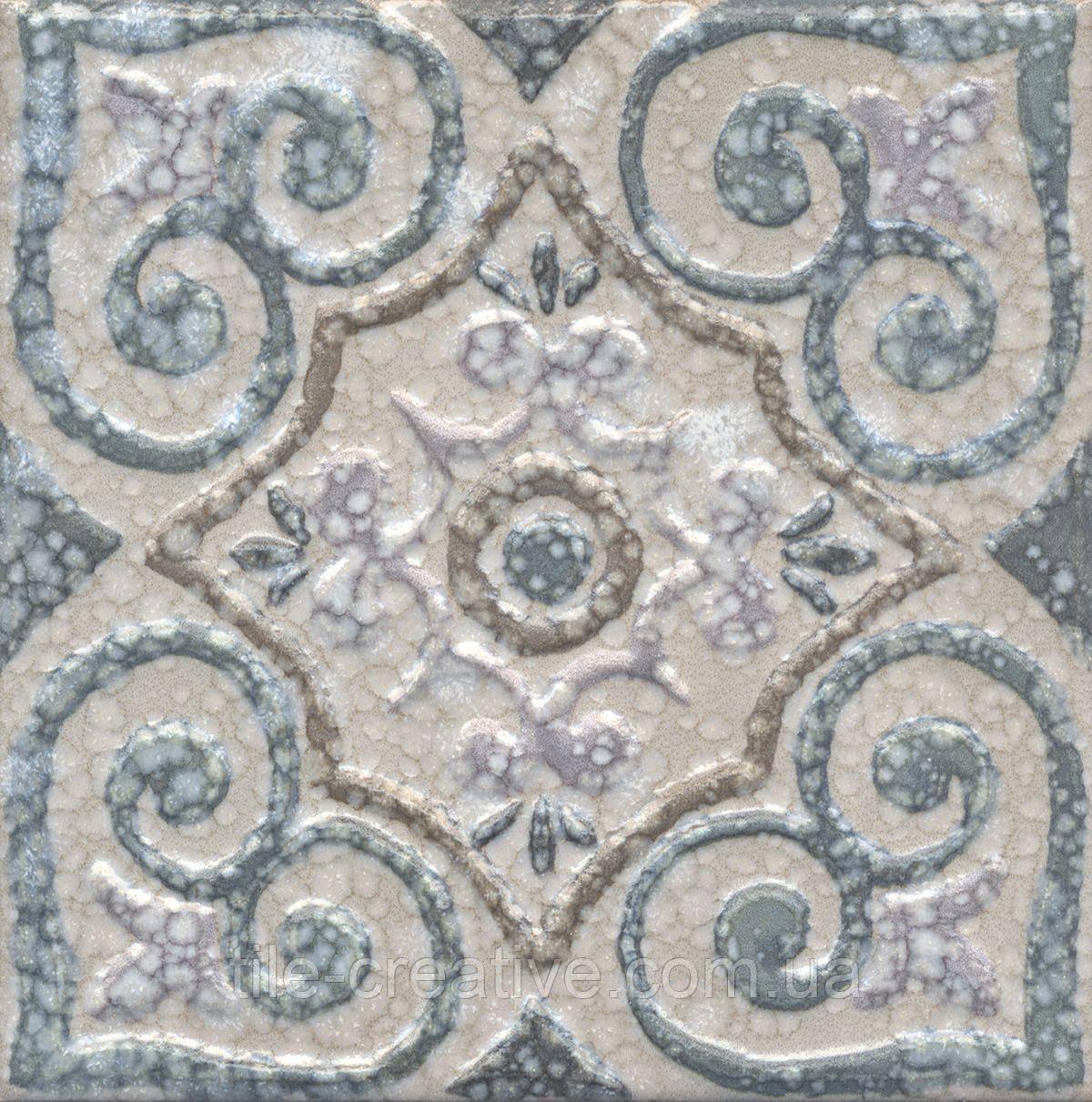 Керамическая плитка Декор Барио 15x15x6,9 DD\B24\17023