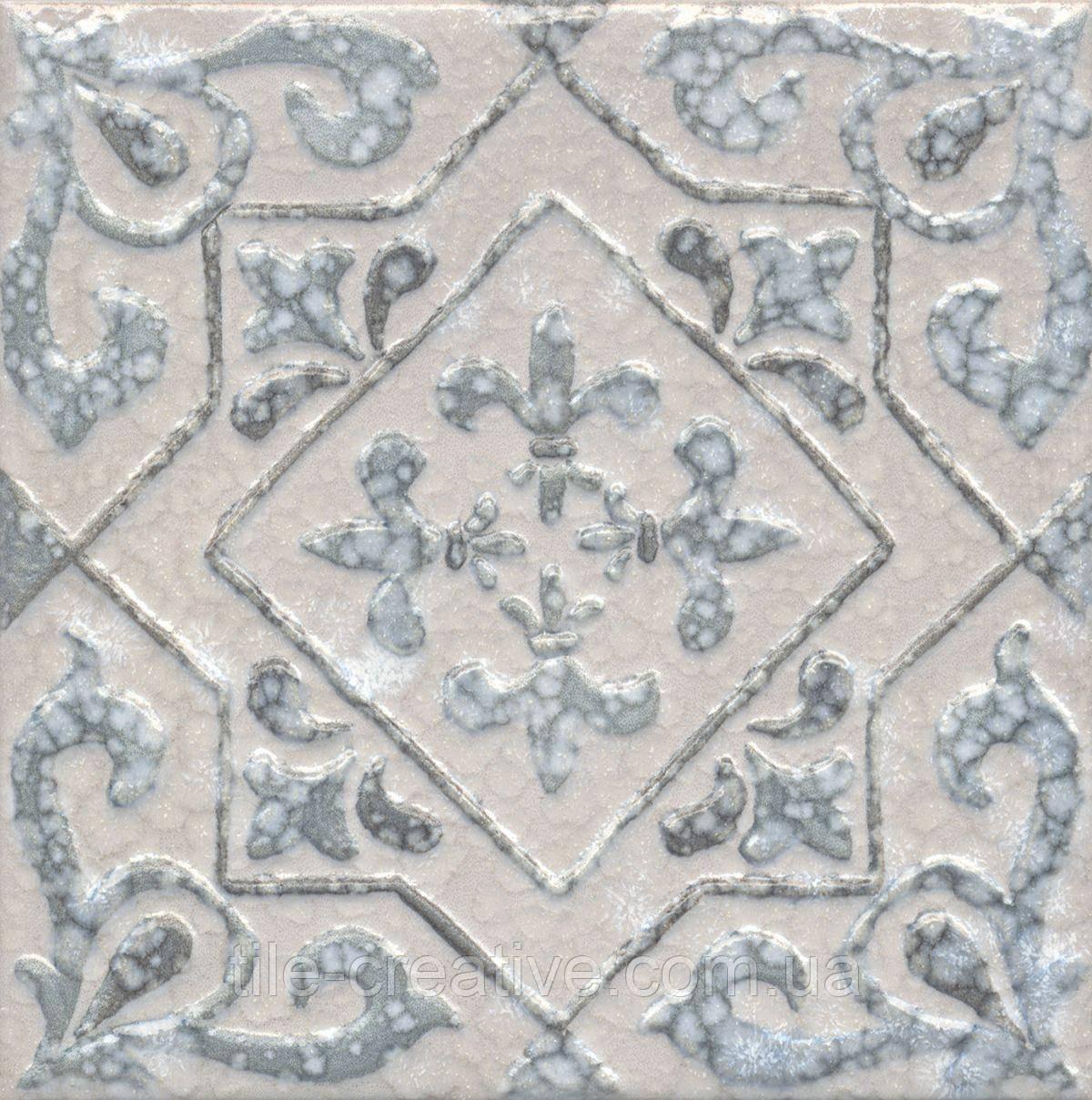 Керамическая плитка Декор Барио 15x15x6,9 DD\B34\17023