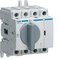 Выключатель напряжения (рубильник) поворотный 400/690В 32А, 4п, 3.5м (HAB403)
