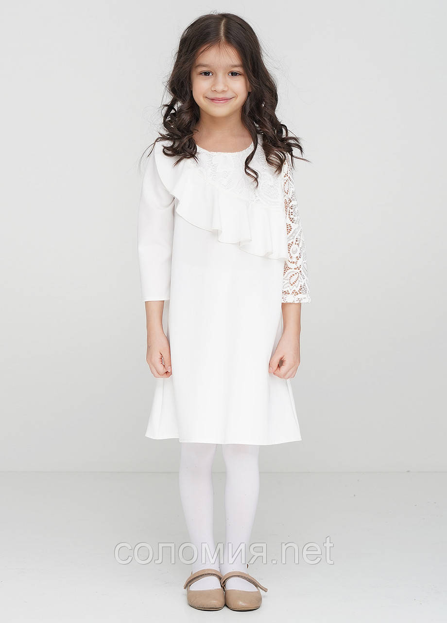 Вишукана святкова сукня для дівчат 116-140р