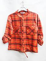 Рубашки женские (р.р. S-XL) Турция, от 4 шт