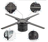 Голографічний вентилятор Dsee 65см з дистанційним управлінням, фото 5