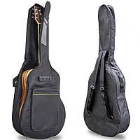 Сумка-рюкзак, под гитару акустическую ( код: IBH001B )